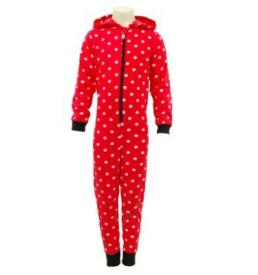 kinder-onesie-rood-met-stippen-voorkant-2